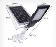 Bộ đèn led năng lượng mặt trời 50w ( sáng trắng )