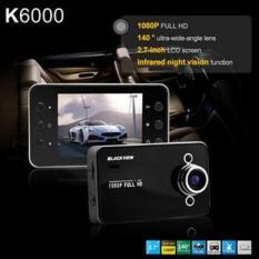 "Camera Recorder K6000 Car DVR 1080 P Full HD Dash Cam 2.4 "" New"