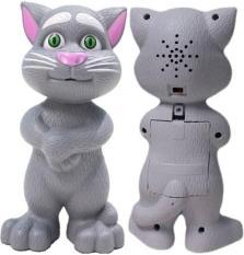 Mèo Tom Thông Minh Nhại Tiếng Cảm Ứng Biết Hát Kể Chuyện Xám – Chirita No.2016