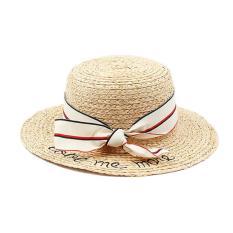 Mũ cói đi biển LOVE ME MORE được bán bởi Zadoza