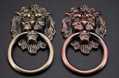 Tay nắm tủ – cửa mặt sư tử