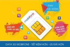 Thẻ data 3G/4G Mobifone 2.8GB 30 ngày