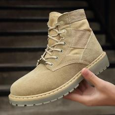Giày boot nam cao cấp GN15