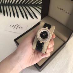Đồng Hồ Dây Da Guou Xoay – 32mm – Đen (Full Box)
