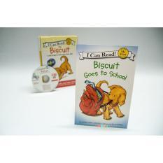 Sách Bộ I Can Read – Biscuit (bộ 18 cuốn kèm CD)