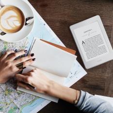 Máy đọc sách Kindle Paper White 2018 – Màu trắng