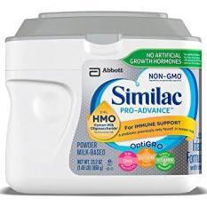 Sữa Similac Pro Advance Non GMO – HMO cho bé từ 0 – 12 tháng 658g của Mỹ