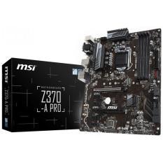 Mainboard MSI Z370-A PRO (LGA1151v2-CoffeeLake)
