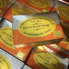 Soap tắm trắng Dr-Alvin Gluta-Kojic 135 gram – Hiệu quả, tiết kiệm, an toàn
