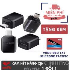 OTG Samsung chuyển đổi cổng USB Type-C chuẩn 3.0 – Tặng Vòng đeo tay Silicone Pacific