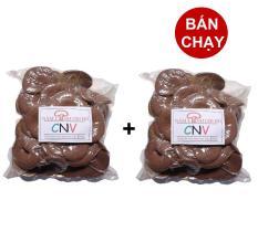 Nấm linh chi đỏ cao cấp CNV 500g x 2 Gói (Xích chi Việt Nam tự trồng)