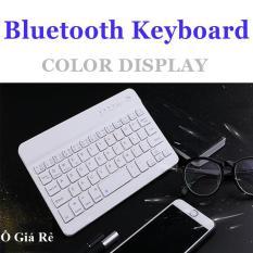 Bàn phím Bluetooth, Phím Không Dây Cho Android | IOS , Bàn Phím Không Dây Cho Điện Thoại , Bàn Phím Máy Tính Bảng 7 Inch – Hàng cực tốt, hốt luôn Bán hàng uy tín HDVision