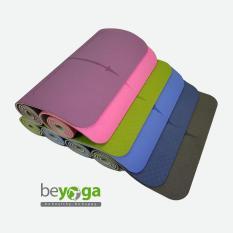 Thảm yoga định tuyến beYoga ( IBOX ĐỂ CHỌN MÀU) (tặng 1 cám gạo mặt thuốc bắc Hoàng Gia trị giá 250k)