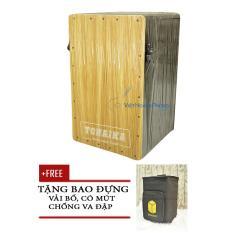 Trống Cajon Handmade Thái Lan TCHAIKA giá rẻ có Snare + Bao đựng trống – Việt Hoàng Phong