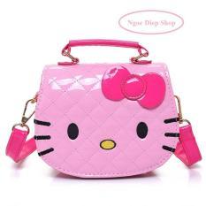 Túi xách tay và đeo vai hình mèo dễ thương Ngoc Diep Shop