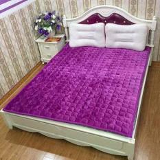 Thảm nỉ nhung trải giường , trải sàn cực ấm 1,6mx2m