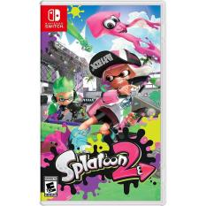 Đĩa game Nintendo Switch: Splatoon 2 Edition