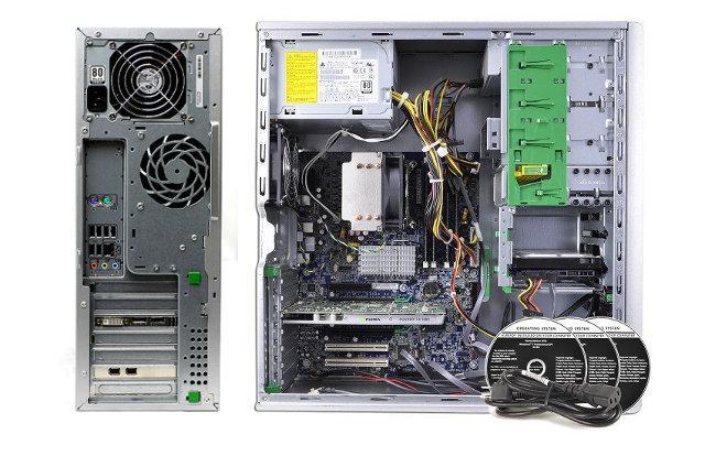 HP Workstation Z400 (Intel Xeon X5620 2.4GHz, 32GB RAM, 6000GB HDD, VGA NVIDIA Quadro FX 5800, Không kèm màn hình)
