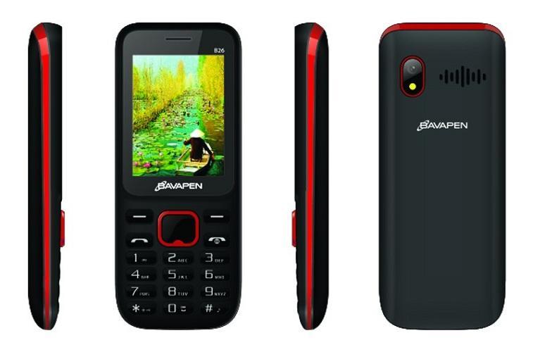 Điện thoại Bavapen B26 - Hàng chính hãng