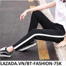 Quần Thun Nữ Jogger Baggy Thể Thao Thời Trang Hàn Quốc Mới – BT Fashion QD004 (HS-XC)