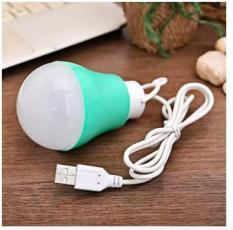 Bóng Đèn Led Bulb USB siêu sáng công suất 5W ( Ánh sáng Trắng )