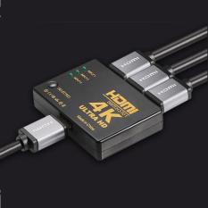 Bộ chuyển đổi HDMI 4K Switch 3 port : 3 đầu HDMI vào và 1 Đầu HDMI ra