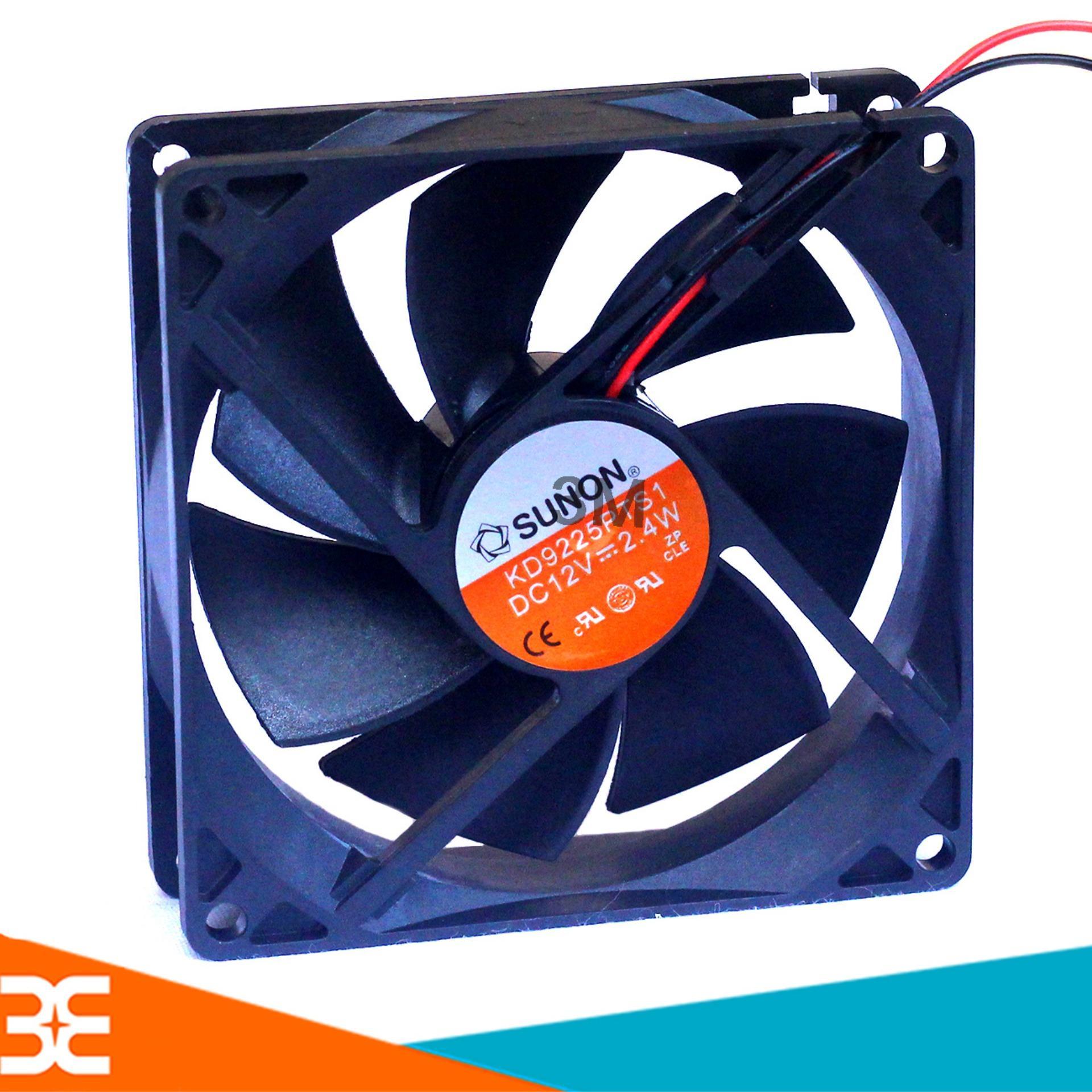 Quạt tản nhiệt đa năng SUNON công suất 12V- 2.6W giá rẻ 9x9x2.5cm