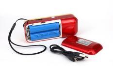 ĐÀI CA121 CAIRRE 2 PIN CELL/ USB/ TRAY TF