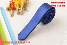 Cà Vạt Lụa Bản Siêu Nhỏ 3Cm – Cà Vạt Hàn Quốc