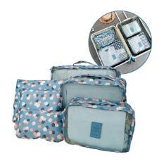 Túi đựng đồ du lịch cá nhân (Họa tiết ngẫu nhiên)