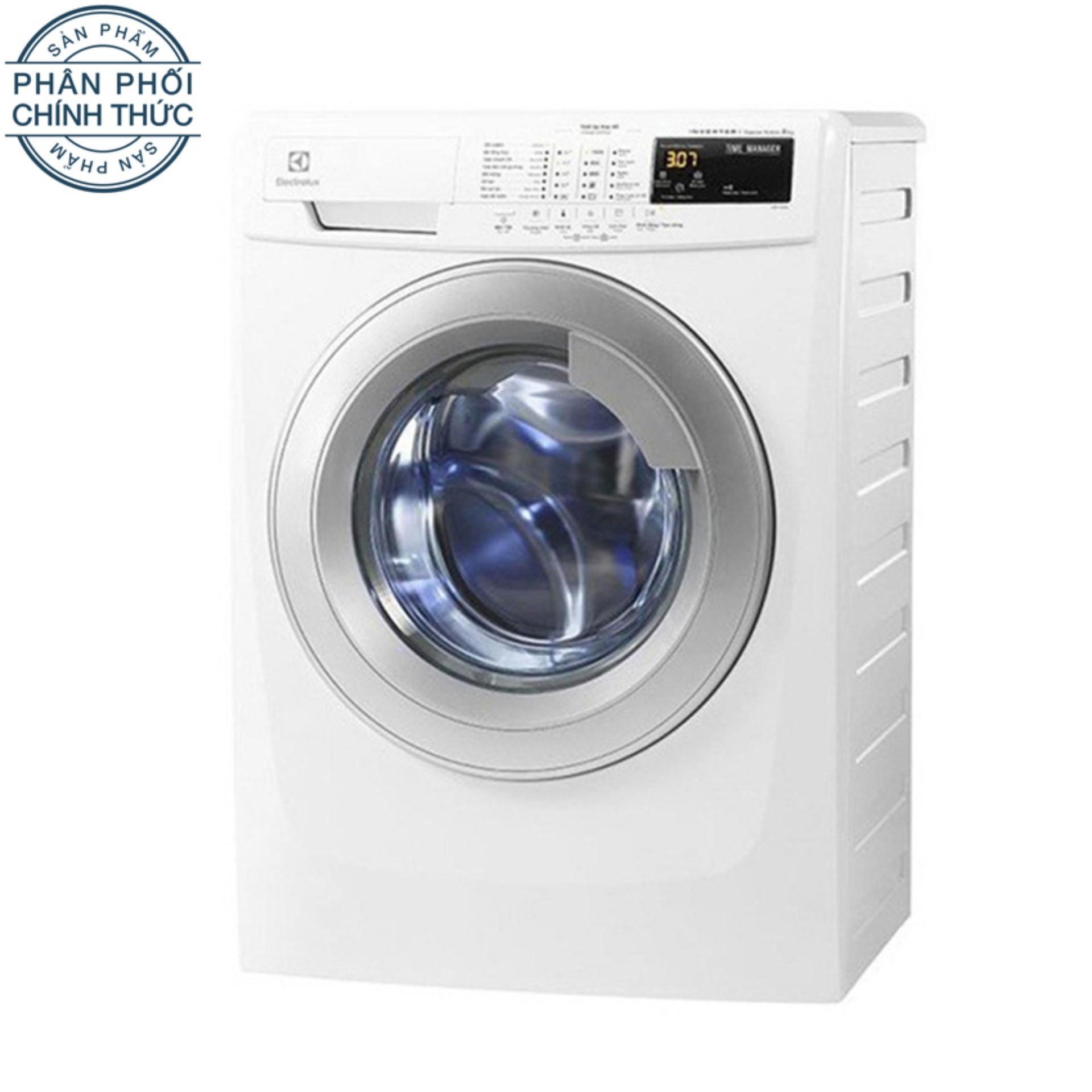 Máy Giặt Cửa Trước Inverter Electrolux EWF12844 (8.0 Kg)