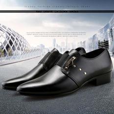 Giày tây công sở kiểu mới phong cách thượng lưu [TẶNG FREE CẶP DÂY GIÀY THỂ THAO]