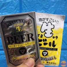 Viên sủi làm bia Matsuyama