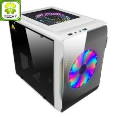 Thùng máy tính mini HTPC Coolmoon Beetle 2 – White