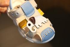 giày tập đi cho bé trai ankids506