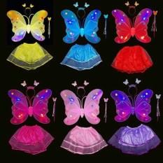 Bộ cánh Tiên thiên thần cho bé siêu dễ cute ( KHông bao gồm váy )