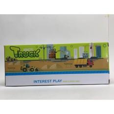 Bộ đồ chơi 2 xe chuyên dụng VBC-933-221B