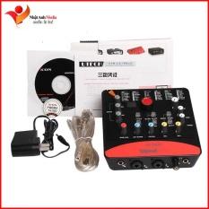 Sound card USB hát karaoke online ICON Upod Pro