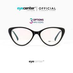 Gọng kính nữ mắt mèo nhựa dẻo chống gãy siêu nhẹ EYEKON C53 nhựa dẻo chống gãy nhập khẩu by Eye Center Vietnam