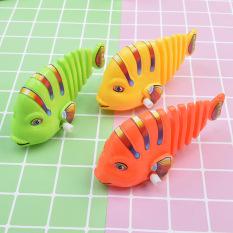 Đồ chơi cá vặn cót vẫy đuôi và vây cho bé