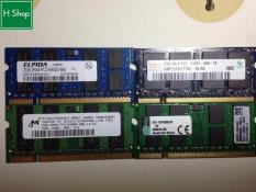Ram laptop DDR2 2GB bus 800 – 6400s, bảo hành 1 năm