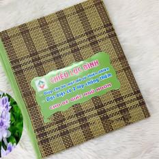 [HCM]Chiếu lục bình chống thấm 2 lớp cho bé – Sản phẩm Thái Lan