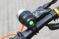 Đèn led pha 3 chế độ siêu sáng nhỏ gọn tiện dụng , chống nước cho xe đạp C010 ERIK