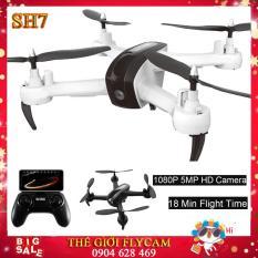 Máy bay Flycam SHR/C SH7 camera Full HD 1080P – 5MPx, Bay 18 Phút, Chụp ảnh bằng cử chỉ THẾ GIỚI FLYCAM