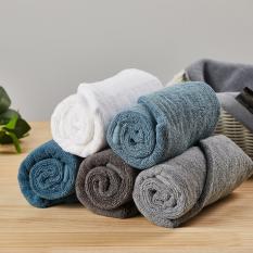 Khăn tắm Cotton 40x80cm – Cloud 9 Towel xuất khẩu Hàn Quốc – 100% Cotton siêu dày (170gr-190gr)