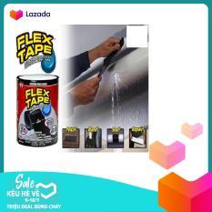 Đồ Dùng Tiện Ích – Miếng vá thông minh Flex Tape – Băng keo siêu dính chịu nước, chống thấm cao cấp