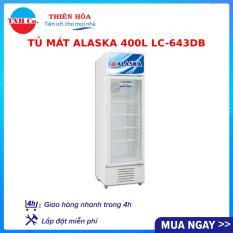 Tủ mát Alaska 400 lít LC-643DB