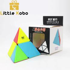 Rubik Tam Giác QiYi Pyramorphix QiYi Pyraminx 2×2 Stickerless