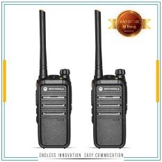 Bộ 2 Máy Bộ đàm Motorola CP318 – Siêu Bền Cự Ly 1Km Nội Thành