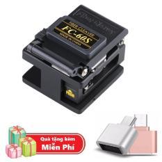 ( Quà tặng Đầu OTG cho điện thoại cổng Micro Usb ) Dao cắt sợi quang cao cấp chuyên dùng cho hàn cáp quang FC-60S